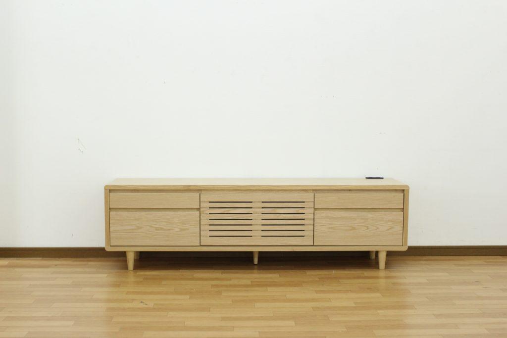 TVボード165幅 ナチュラル色