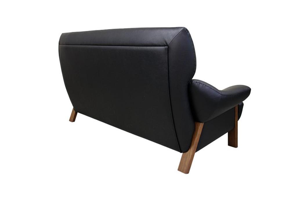3人掛けソファ 背面デザイン