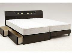 シングルベッド 引出付