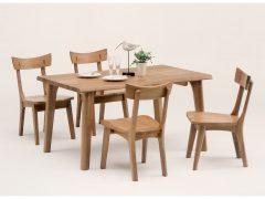 テーブル幅135+チェア4脚