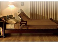 電動リクライニングベッド DE001-022